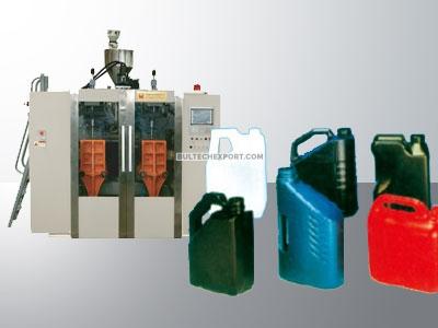 Екструзионно издувна машина (бласт автомат) BTE210